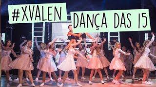 #XValen: DANÇA DAS 15 E SURPRESA || Valentina Schulz