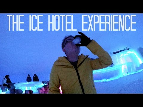 Can You Survive Sub-Zero In This Ice Hotel? [Finland Travel Vlog]
