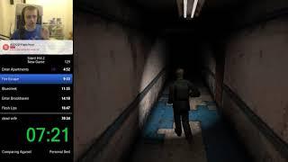 Silent Hill 2 Any% Speedrun in 39:21