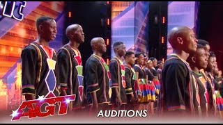 The Ndlovu Youth Choir Bring quot;African Dreamsquot; To America  America39;s Got Talent 2019