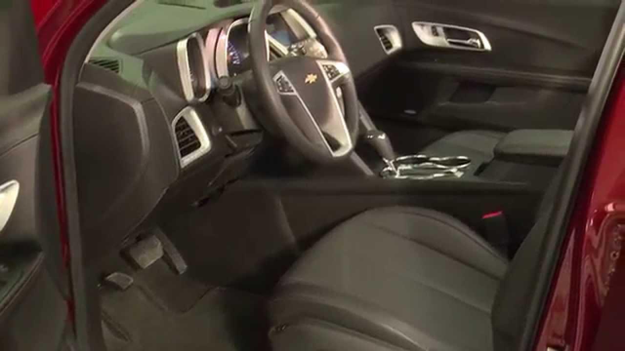 2016 Chevrolet Equinox Interior Footage   YouTube
