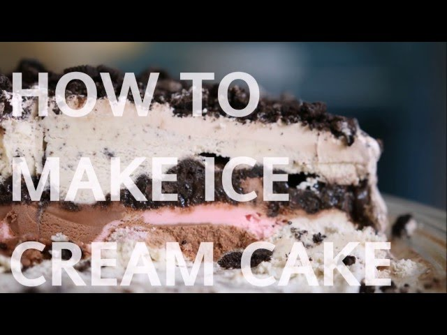 How to make an ice cream cake video all things with purpose ccuart Gallery