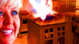 Youtube Poop: Paula Deen Prepares a Demon Sacrifice