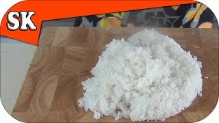 HOW TO COOK PERFECT SUSHI RICE - Quick and Fail Safe