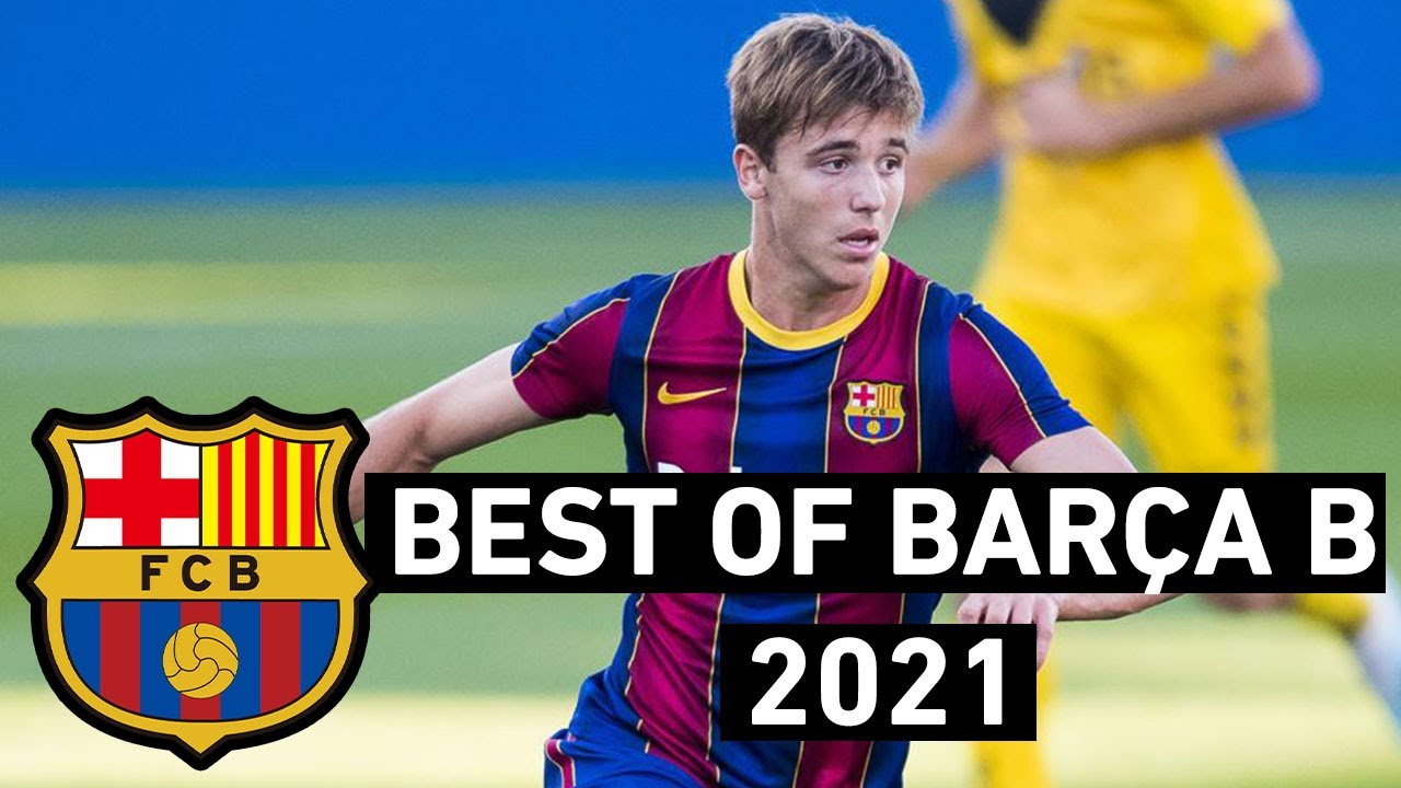 Download Who will be the next Barça B promotions? Nico González, Álex Collado, and more
