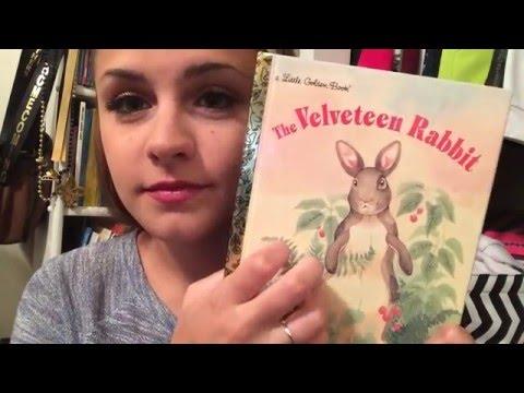 Reading Children Books ASMR #4 *BONUS BOOKS* (Close-Up Whispers & Softly Spoken)