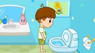Potty Training for Boys & Girls Daniel Tiger's Stop & Go Potty Kids Games