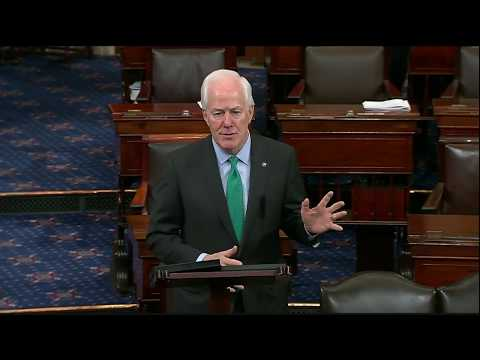 Cornyn: As Republicans Work Towards Tax Reform, Democrats Refuse to Join Process