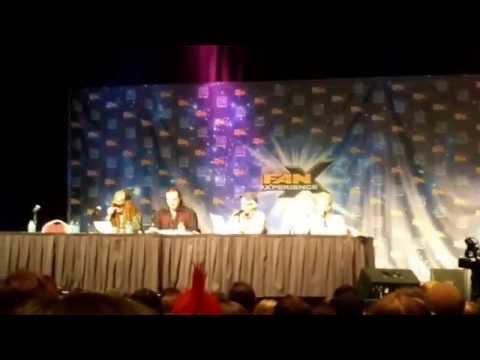 Voice Actor Script Read: Harry Potter Comic Con FanX 2015