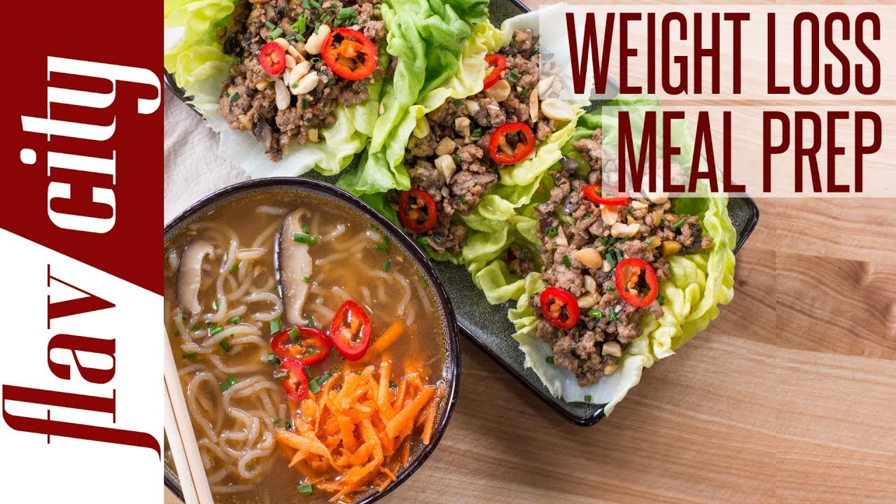Weight Loss Meal Prepping Low Carb Recipes Under 375 Calories