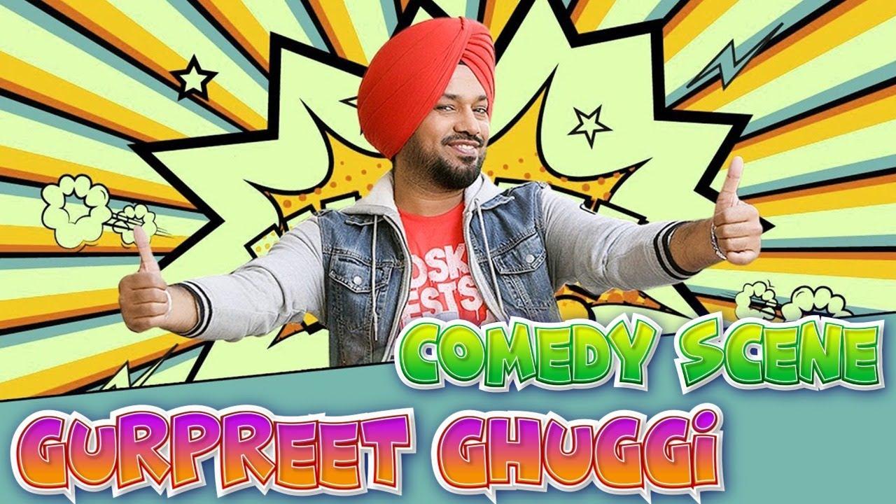 Punjabi Comedy Clip 2021 | Comedy Scene | Funny Scene | Punjabi Comedy Movie