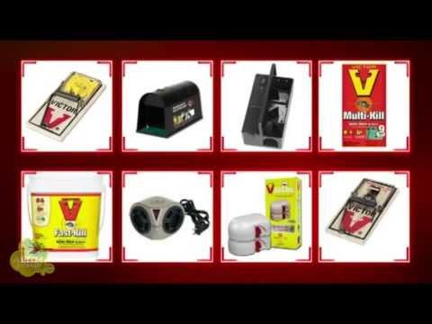 Электрическая электронная мышеловка Victor Multi Kill Electronic Mouse Trap. АНТИКОМАР.РФ
