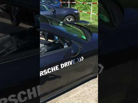 Porsche drive Berlin Germany