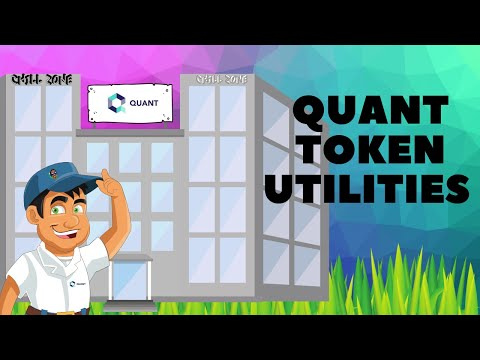 Quant Network Token Utilities / Are They FINMA Compliant? / Binance X Quant / Overleder Gateways