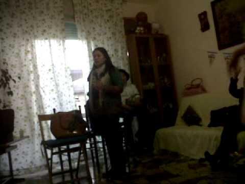 "Sally ""Salome"" Banzuela LIVE in Action #2"