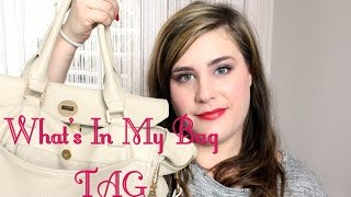 I TAG I What's in my bag ? Thumbnail