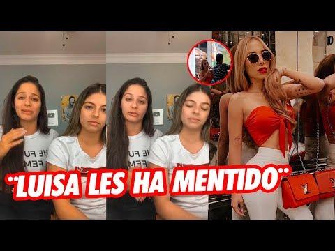 Hermanas de Legarda lo cuentan Todo: Pipe y Luisa s son novios Exclusivo