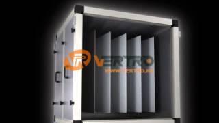 Фильтр карманный | VERTRO AV 6 - AV 35(Предназначен для очистки воздушного потока от пыли и других твёрдых частиц; - Удобный механизм замены..., 2013-03-12T15:04:06.000Z)