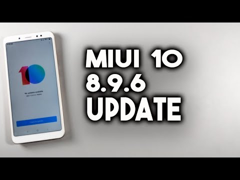 MIUI 10  8.9.6 Update - Redmi Note 5 pro   Features [Hindi]