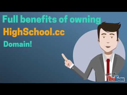 Domain For Sale - HighSchool.cc