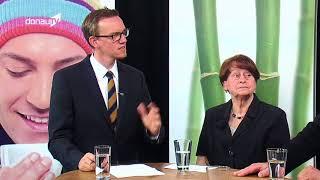 DonauTV: Gesundheitstalk - Thema Kampf gegen den Eierstockkrebs