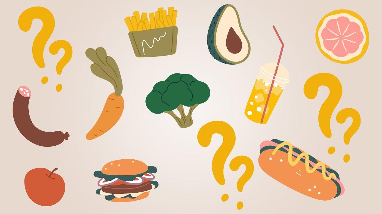 Das Thema Ernährung NERVT – Dich auch?!