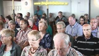 Zingen in de Zomer in het Kerkje aan de Zee 2011