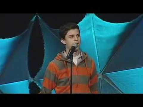 George Watsky performs 'Carry the One' at Greenbuild