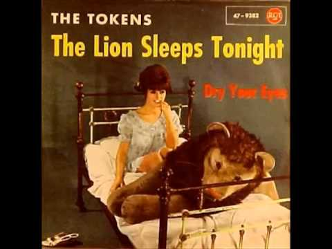 The Lion Sleeps Tonight Youtube