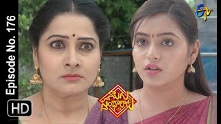 Naalugu Sthambalata| 20th August 2019  | Full Episode No 176 | ETV Telugu