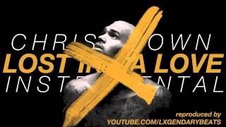 Chris Brown - Lost In Ya Love (INSTRUMENTAL) w/ DOWNLOAD LINK