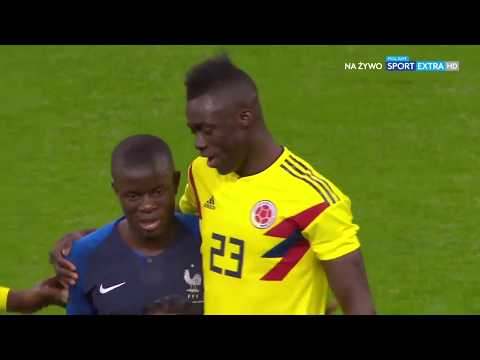 Davinson Sanchez vs France 17/18 (Friendly)