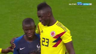 Davinson Sanchez vs France 17/18 (Friendly)
