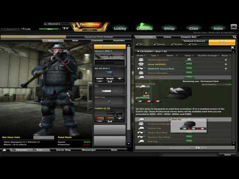 LTC 3 (Almost 4) Account FOR SALE! (Combat Arms) $20