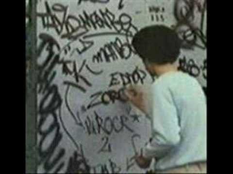 Rammlezee vs K-Rob-Beat Bop (Graffiti Hall Of Fame)