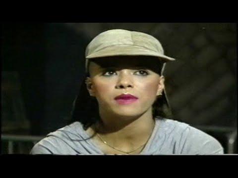 TV Hell - Annabella Lwin on BA Robertson show