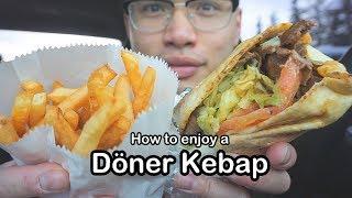 How to enjoy DONER KEBAB