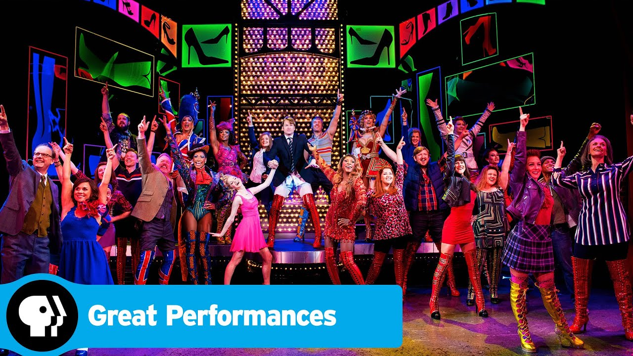 Official Preview Kinky Boots Broadway S Best Great Performances Pbs Youtube