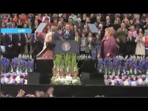 2011-05-23 - An Taoiseach Enda Kenny TD/Barack Obama