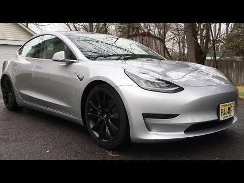 Tesla Model 3 Lowering Springs - Goldilocks Time