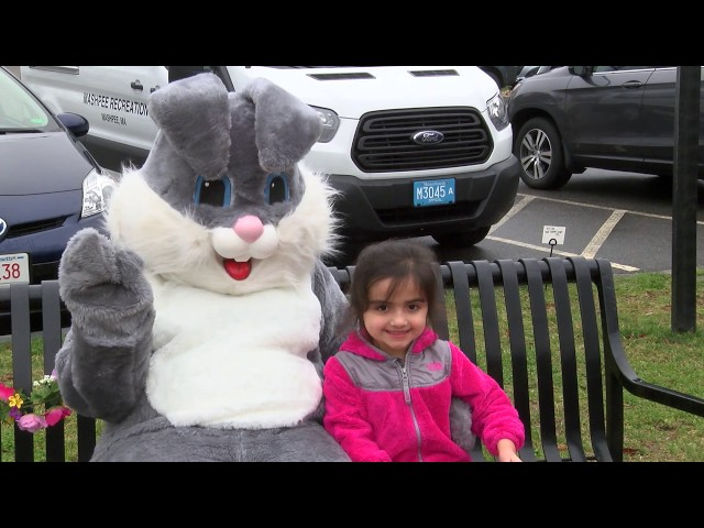 Mashpee Easter Egg Hunt 2019