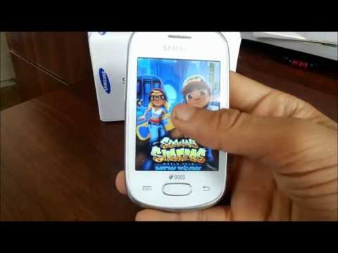 Samsung Galaxy Star S5282 gaming review