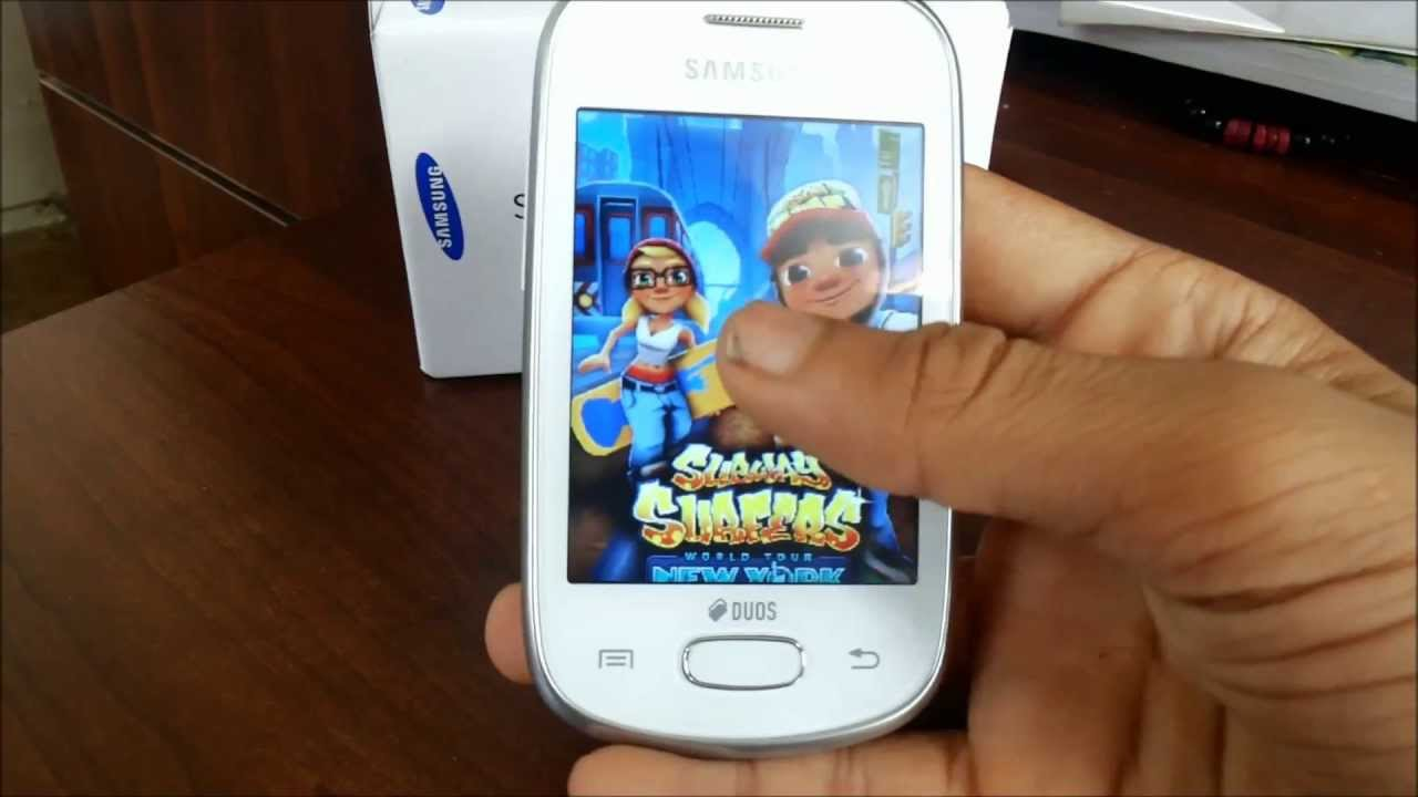 galaxy star s5282 review - photo #23