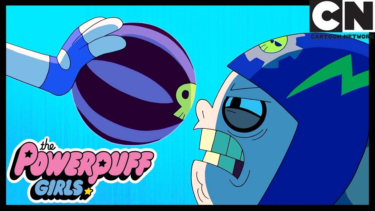 Травмобол | Суперкрошки | Cartoon Network