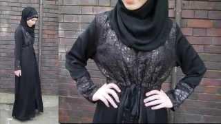 Abaya Lookbook l  Wahat aljalabiya Giveaway