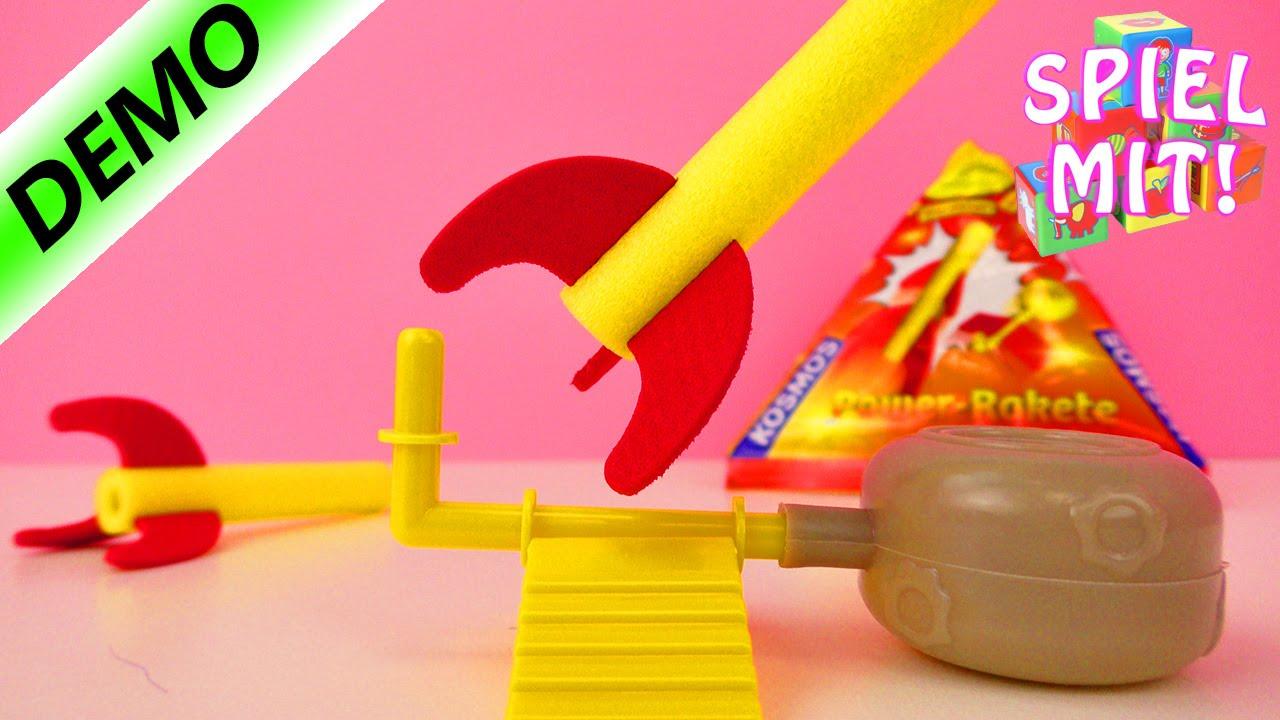 Raketen Spiel