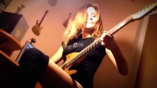 Zarina - home video   Heavy blues