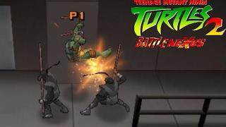 TMNT 2 Battle Nexus - Part 1 - Shredders Skyscraper