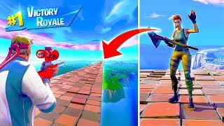 HOW FAR is the LONGEST POSSIBLE SNIPER KILL in Fortnite Battle Royale
