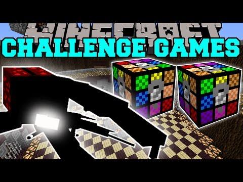 Minecraft: HERCULES BEETLE CHALLENGE GAMES - Lucky Block Mod - Modded Mini-Game